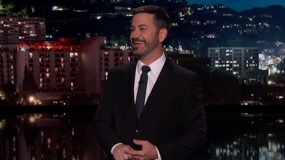 Jimmy Kimmel's Moving Tribute to the Late Don Rickles