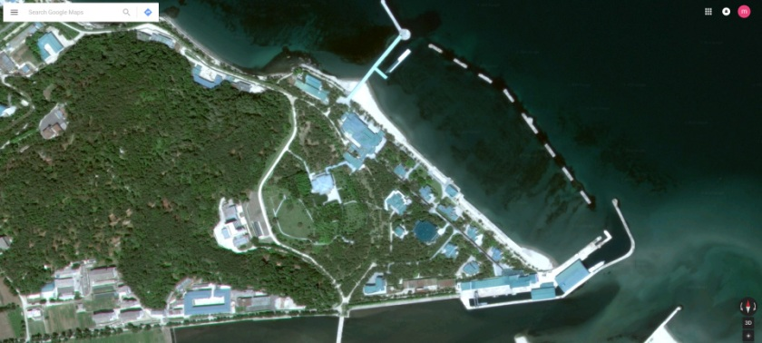Kim Jong-un Parties on His Own Private Island Resort