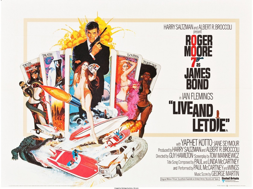 The Man Behind Those Iconic Bond Posters