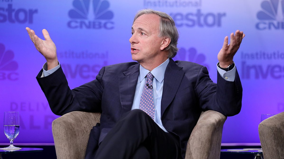 Ray Dalio Says There's a 'Human Tragedy' Going on in America