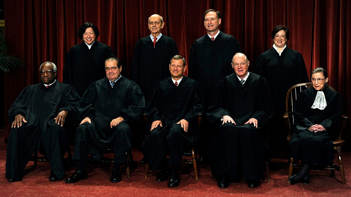 Female Supreme Court Justices Interrupted Three Time More Than Male Counterparts