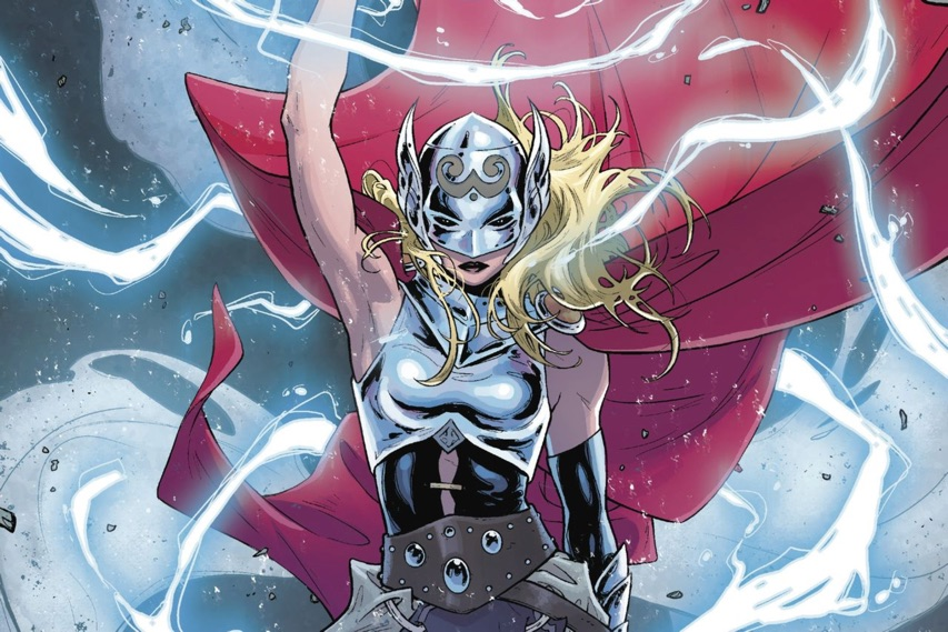 Marvel introduced a female 'Thor,' as part of an attempt to be more inclusive.