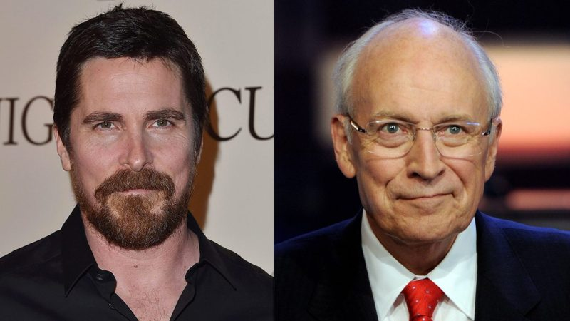 Christian Bale in talks to play Dick Cheney