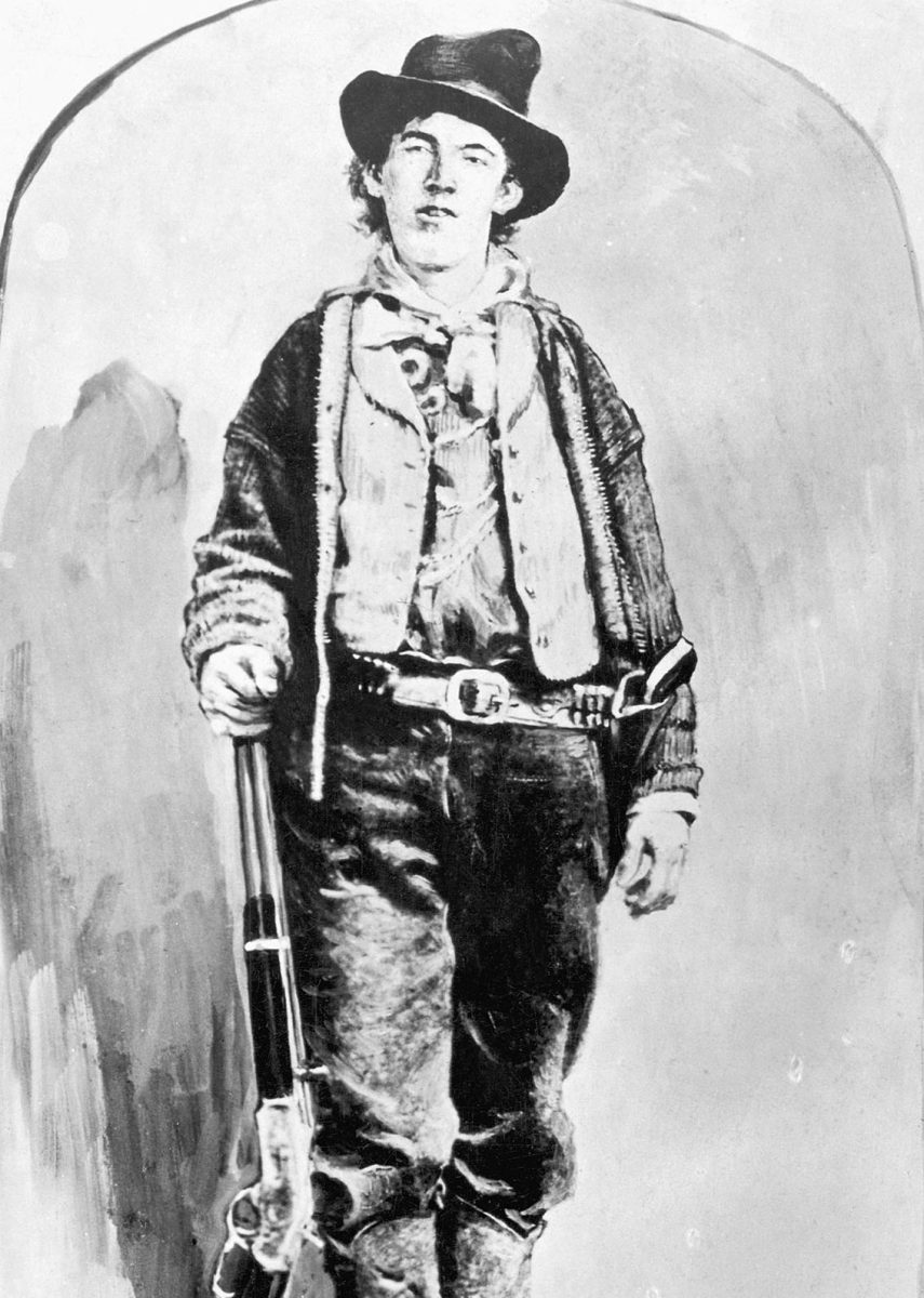"William ""Billy the Kid"" Bonney"
