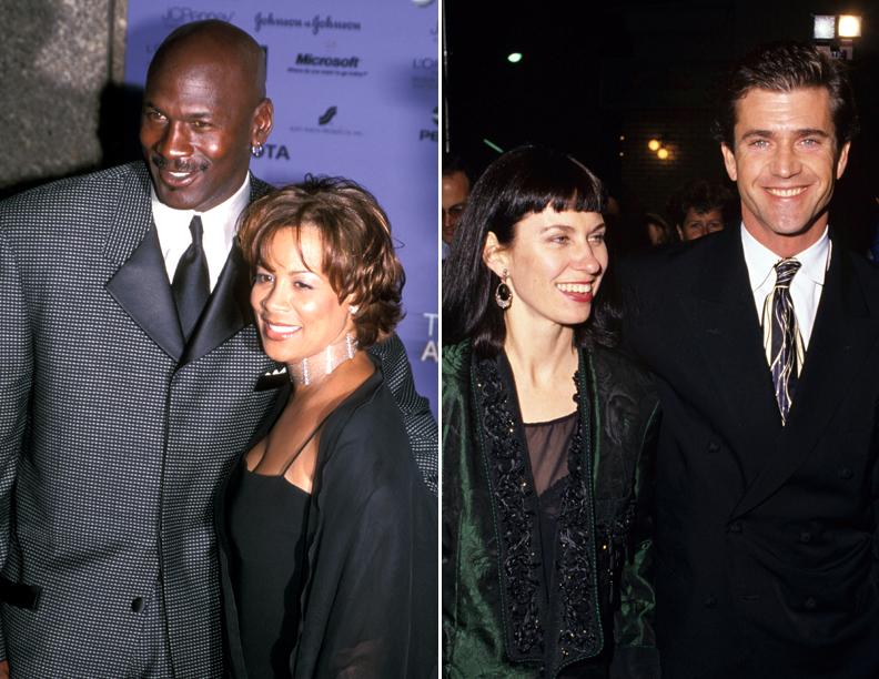 Biggest Celebrity Divorces