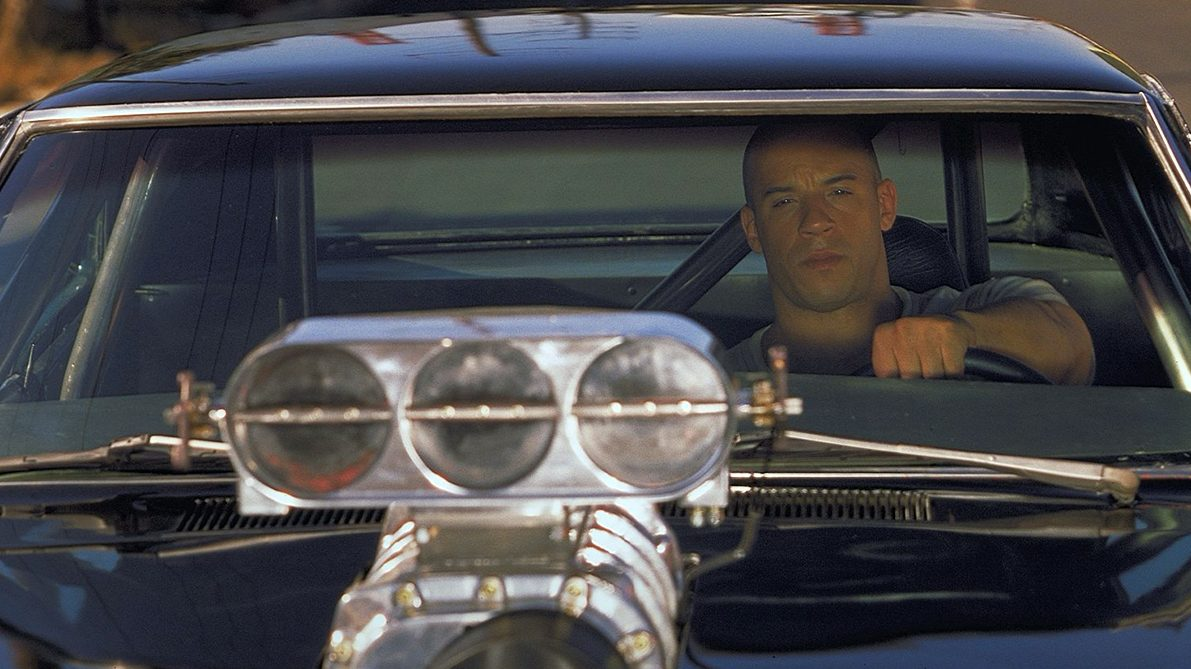 Vin Diesel Dom The Fast and The Furious