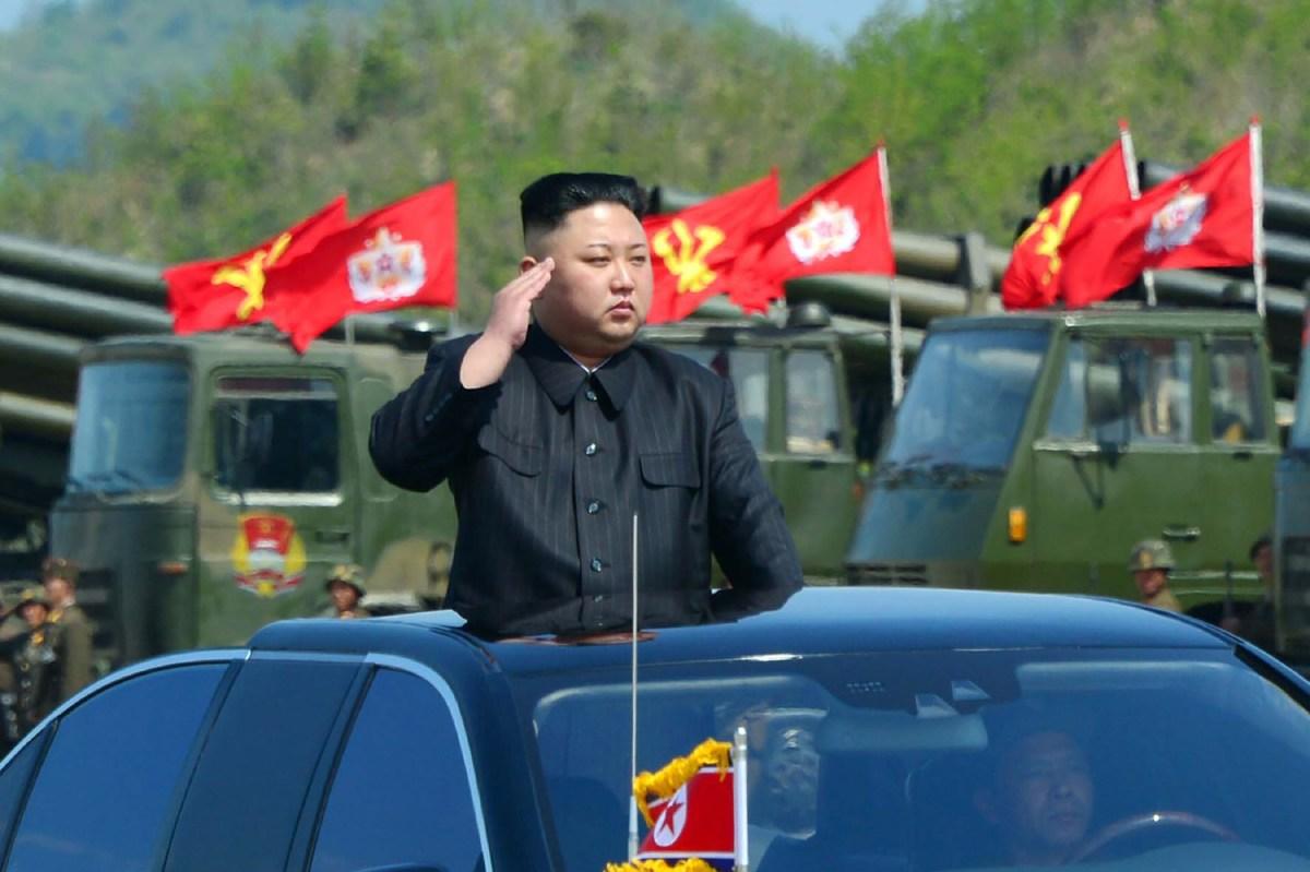 war with north korea