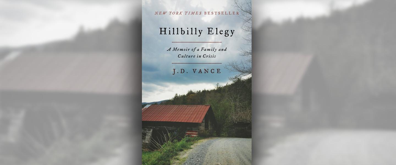 Hillbilly Elegy J.D. Vance