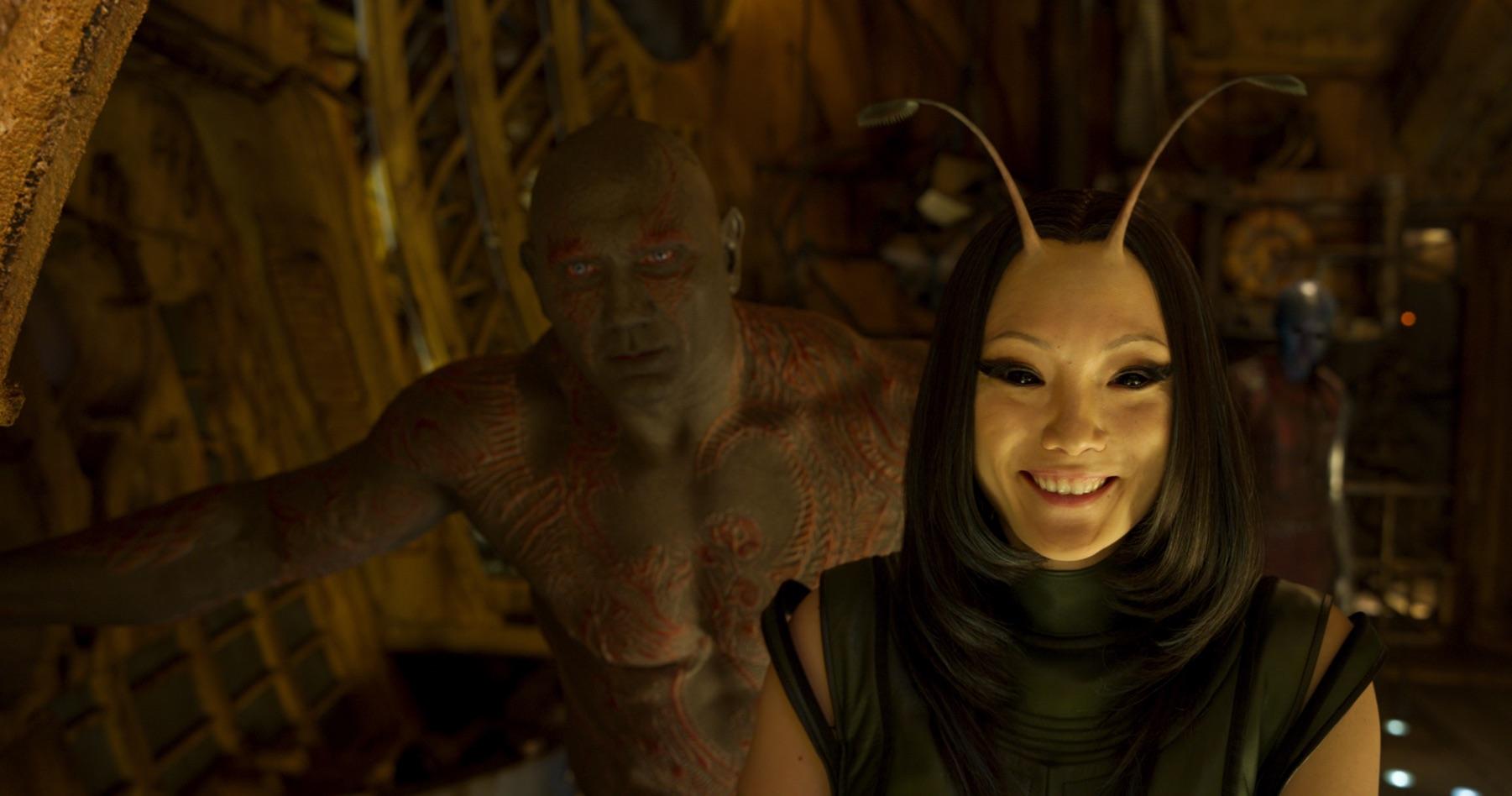Pom Klementieff as Mantis