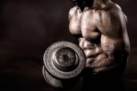 muscle dysmorphia