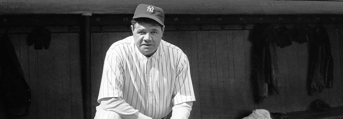 Charlie Sheen Auctioning Off Rare Pair of Babe Ruth Items
