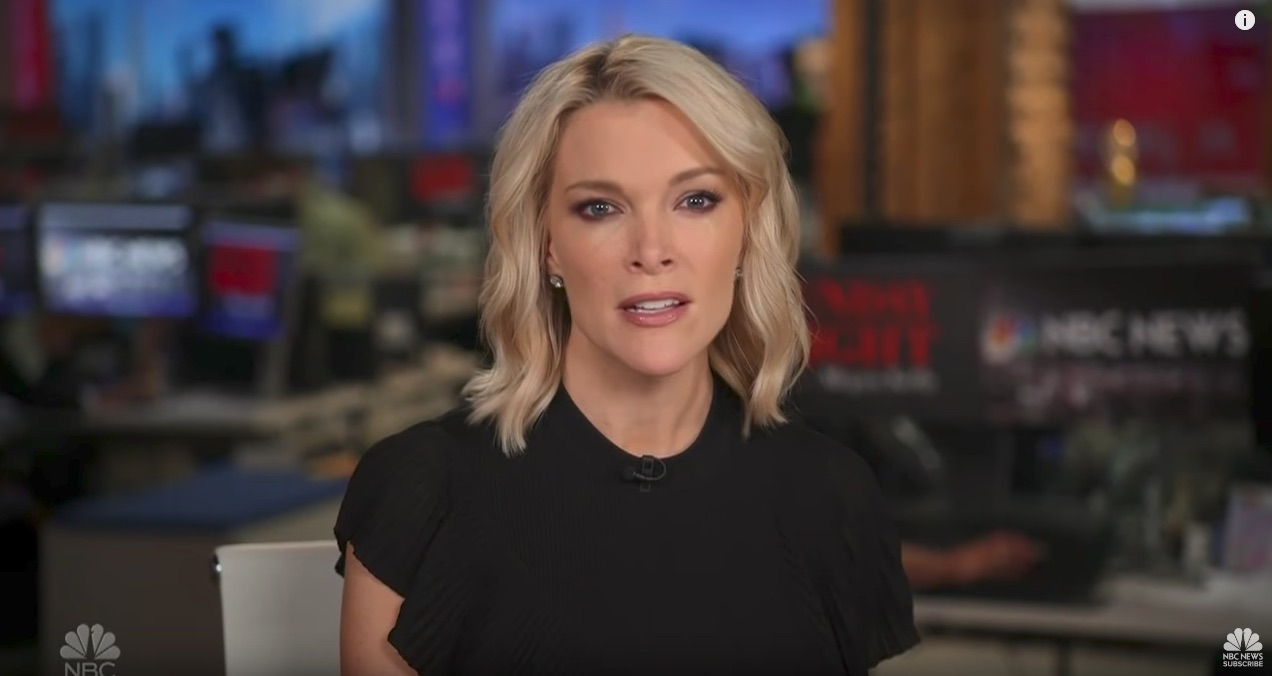 Report: Megyn Kelly Out At NBC - InsideHook
