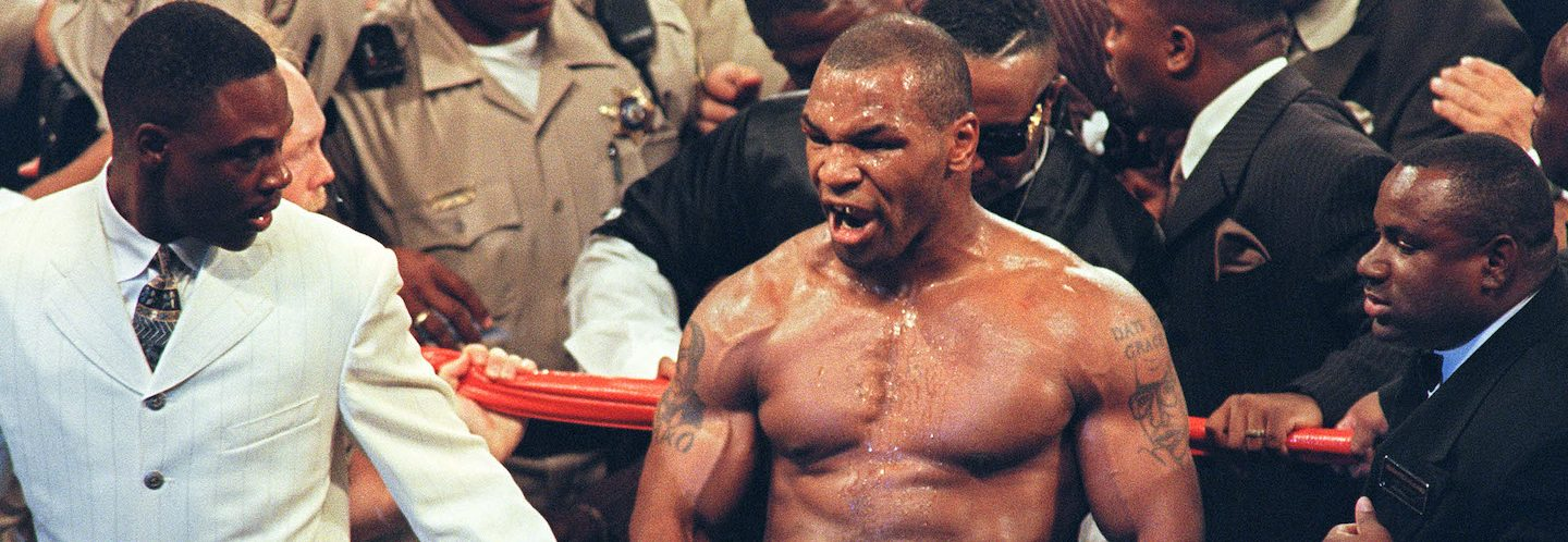 Mike Tyson's Ex-Trainer: Heavyweight Is Not 'Even Close' to One of