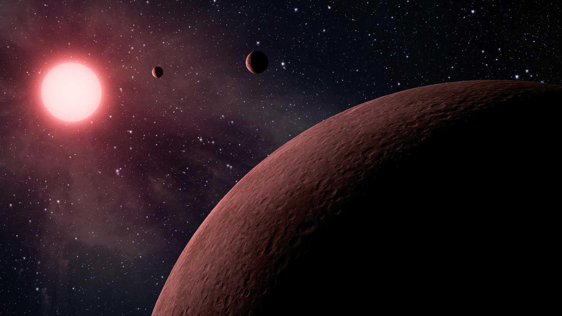 NASA's Kepler space telescope team has identified 219 new planet candidates, 10 of which are near-Earth size and in the habitable zone of their star. (NASA/JPL-Caltech)