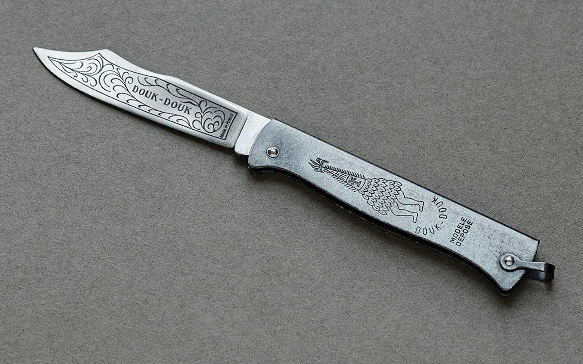 MC Cognet Douk-Douk knife