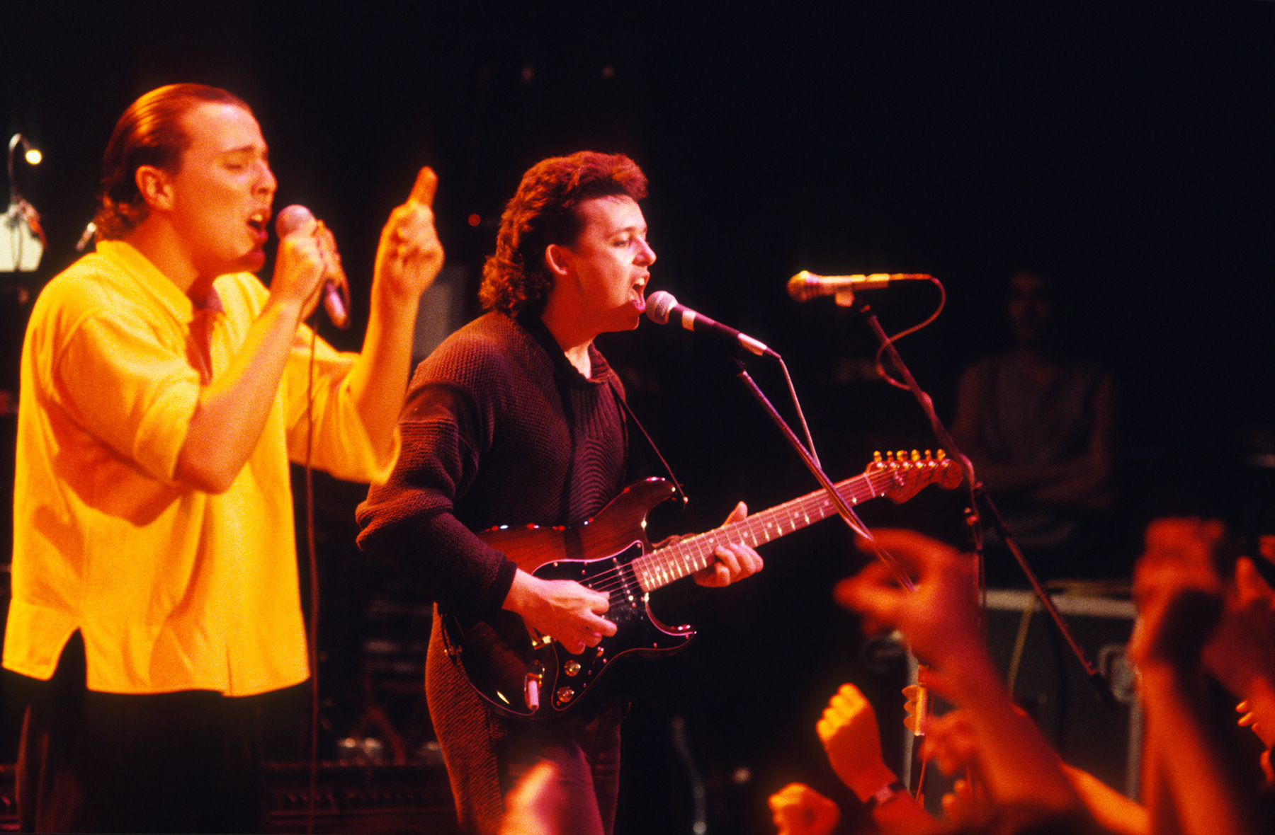 Nicky Holland: Tears for Fears and Beyond