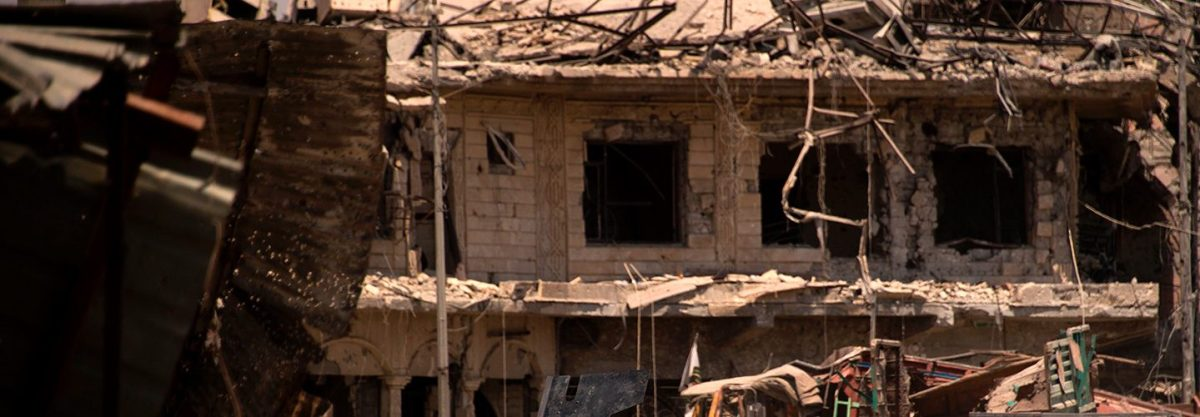 Journalist Tours Destruction That Is Mosul Left Behind by ISIS