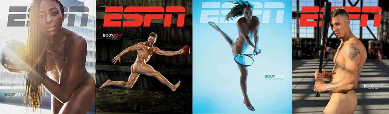 ESPN BODY ISSUE