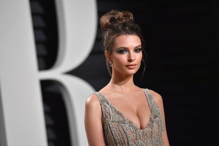 Emily Ratajkowski Tops Instagram's Most Influential Fashionistas List