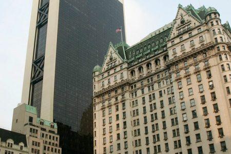 NYC's Famed Plaza Hotel Hitting Market