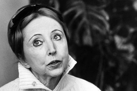 Anais Nin, author, in a 1972 portrait. (Getty Images)