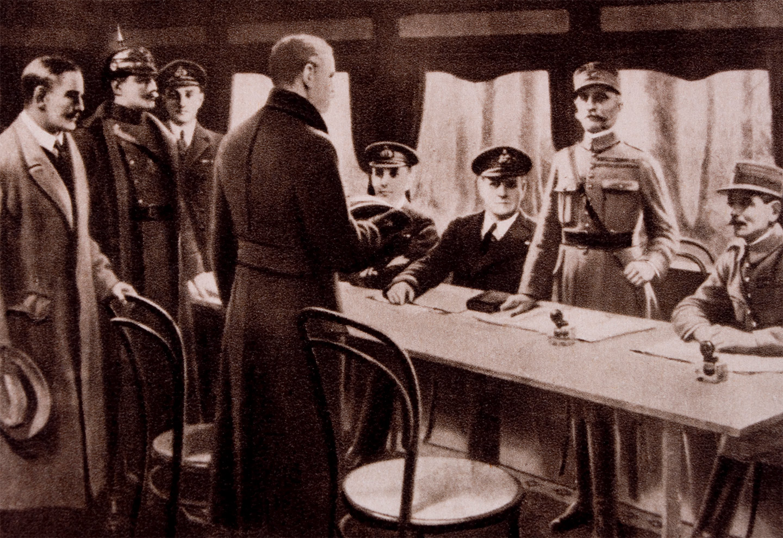 Armistice Signing