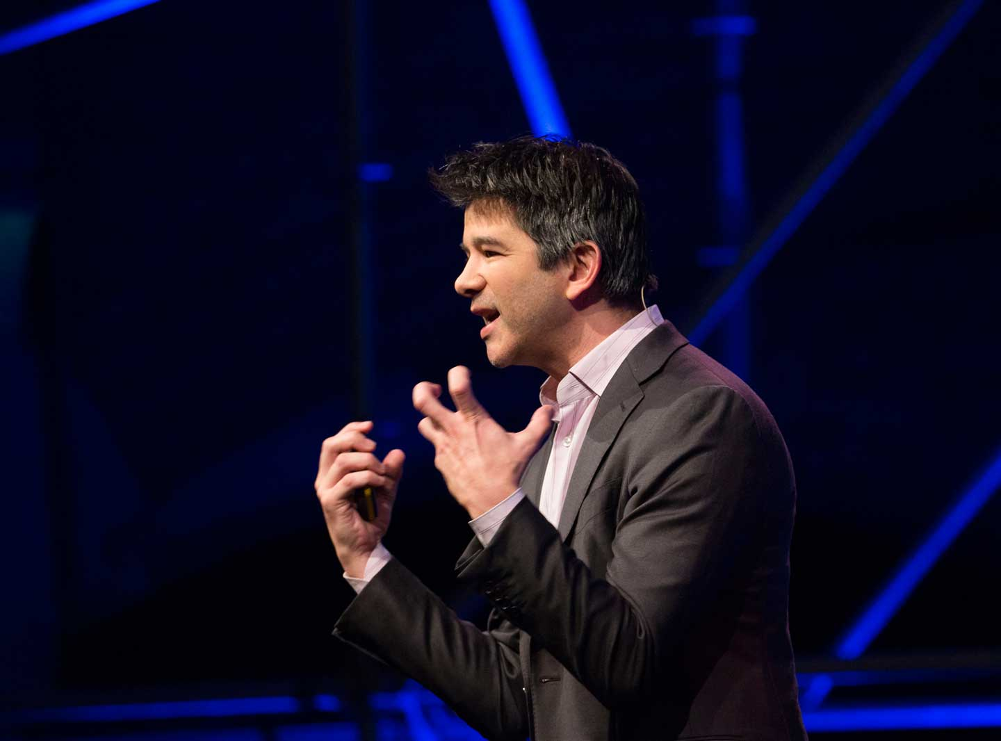 Kalanick Sued by Uber Investor