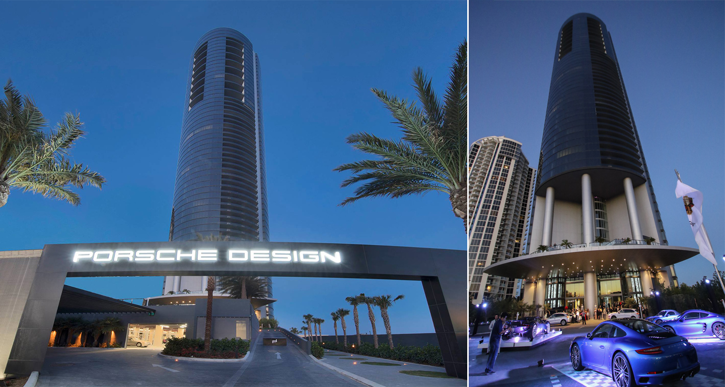 Porsche Design Tower >> The 840 Million Porsche Design Tower Is The Ultimate In