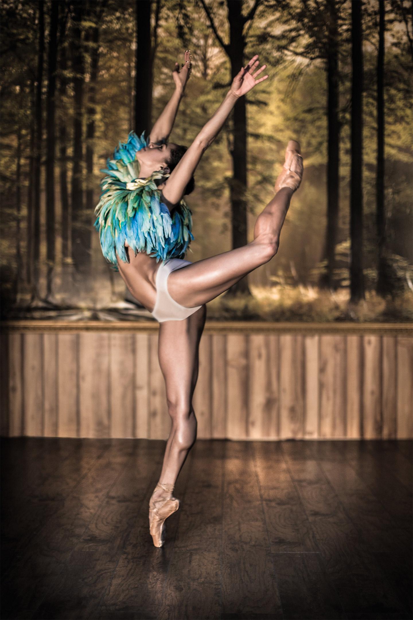 свое время откровенные фото балет думал ней мечтал