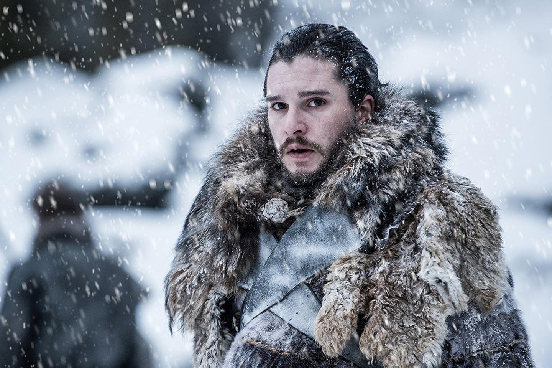 "Jon's ""Game of Thrones"" death"