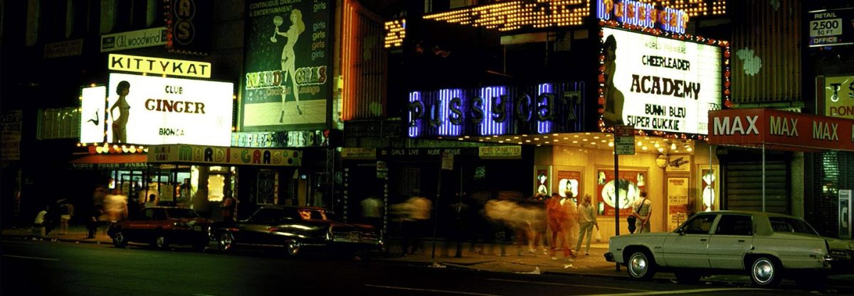 Times Square in the 80s