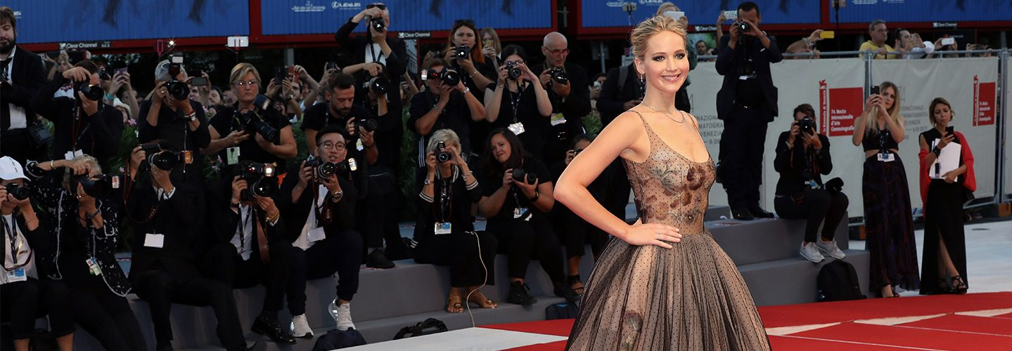 Jennifer Lawrence recently received a $20 million pay stub for her Hollywood film Red Sparrow.