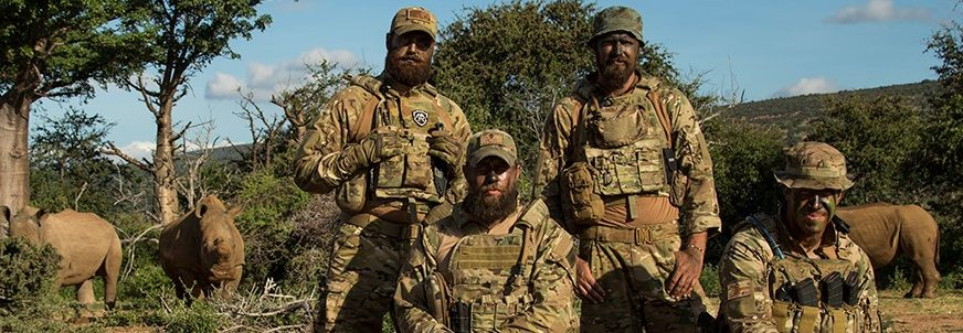 Meet Ryan Tate, the Ex-Marine Fighting African Poaching One Tusk at a Time
