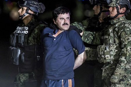 El Chapo's Son Captured and Then Released After Gunfight With Cartel
