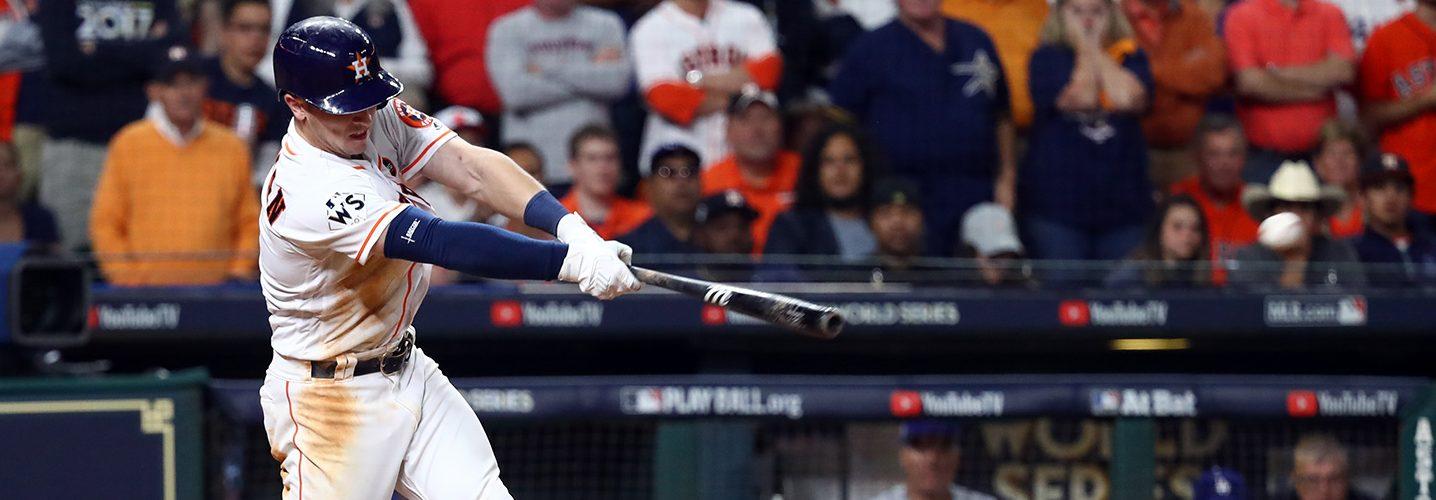 Houston Astros Break Baseball Records in World Series Game