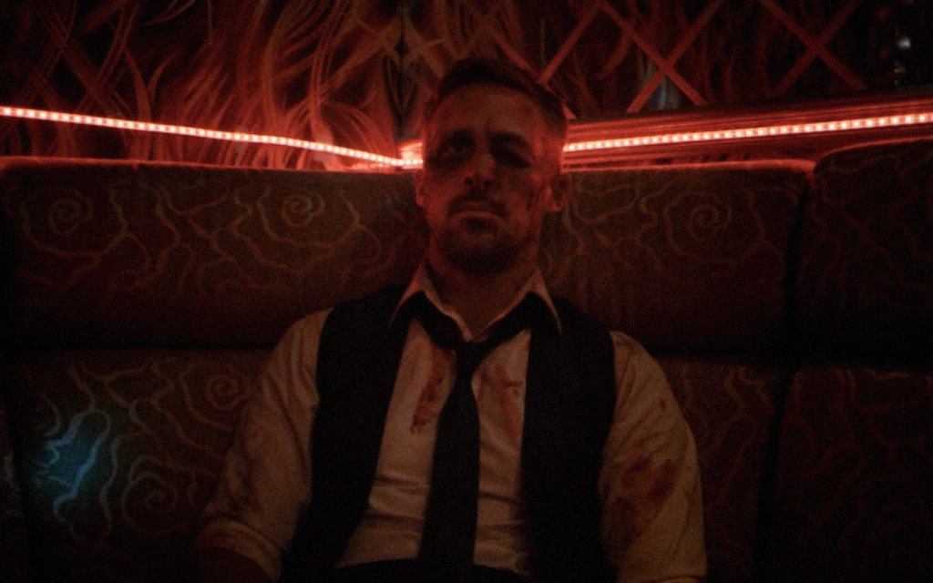 Only God Forgives, Ryan Gosling