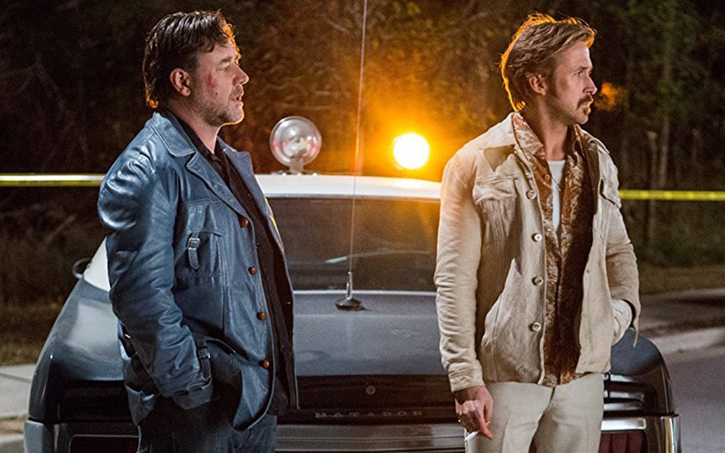 The Nice Guys, Ryan Gosling, Russel Crowe