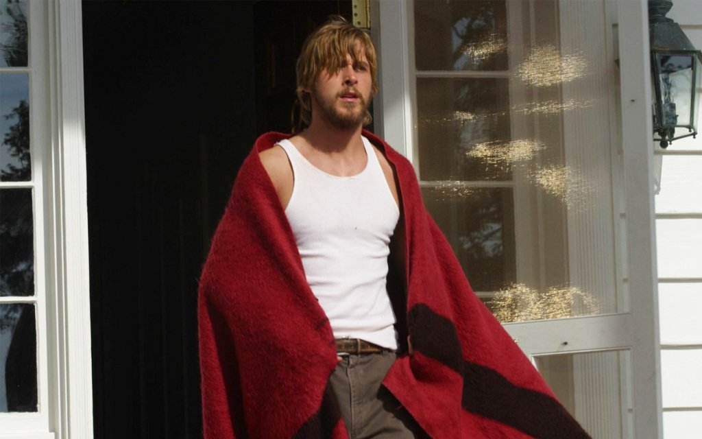 Ryan Gosling, Notebook, Jacket