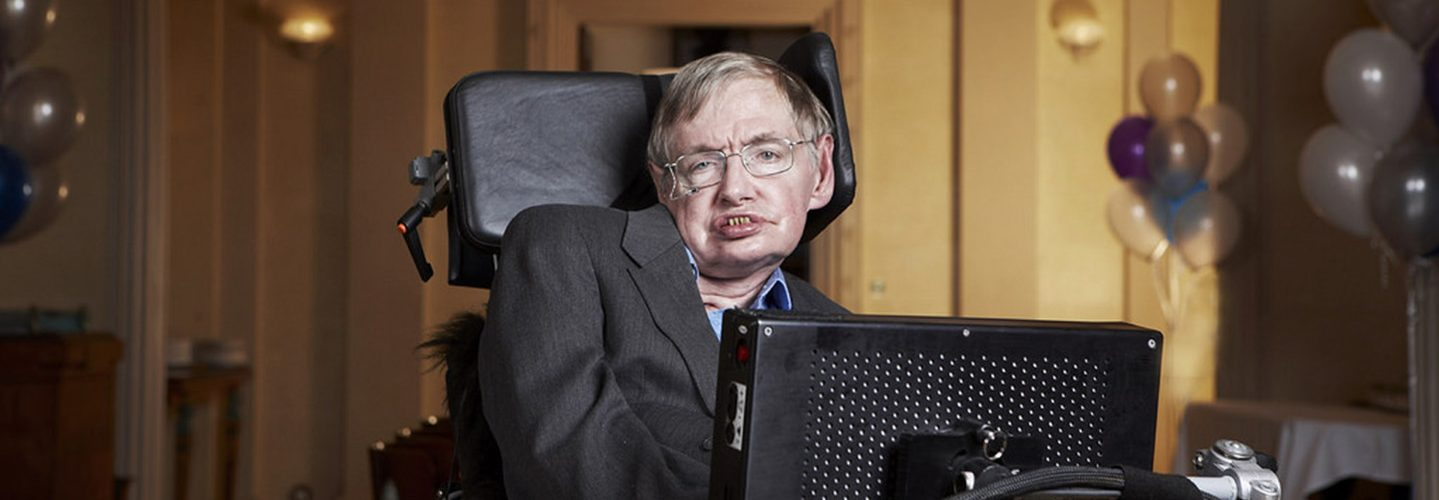 Stephen Hawking superhumans