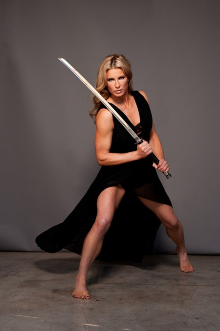 Meet Heidi Moneymaker Scarlett Johanssons Stuntwoman Insidehook