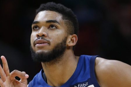 Karl Anthony-Towns