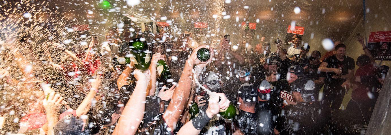 Major League Baseball Champagne