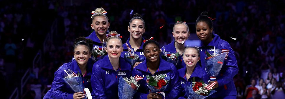 U.S. Women's Gymnastics Olympic