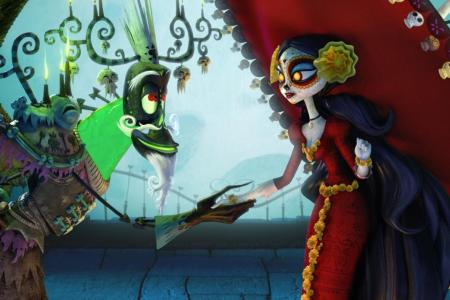 Deals in the afterlife in 'The Book of Life.'