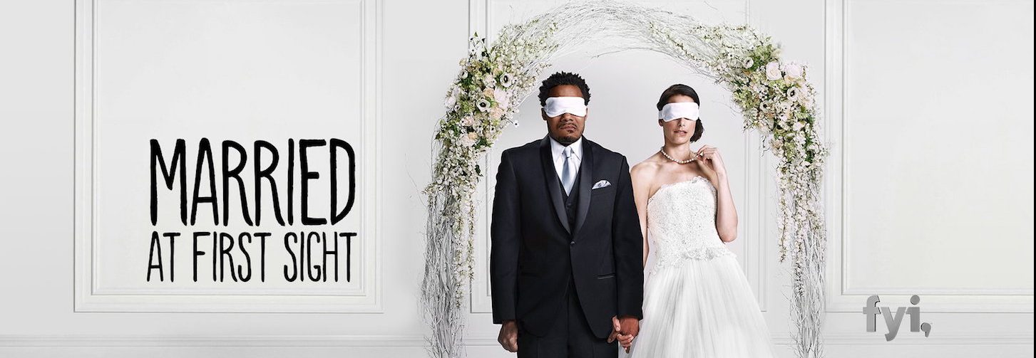 A poster for 'Married at First Sight.' (FYI)