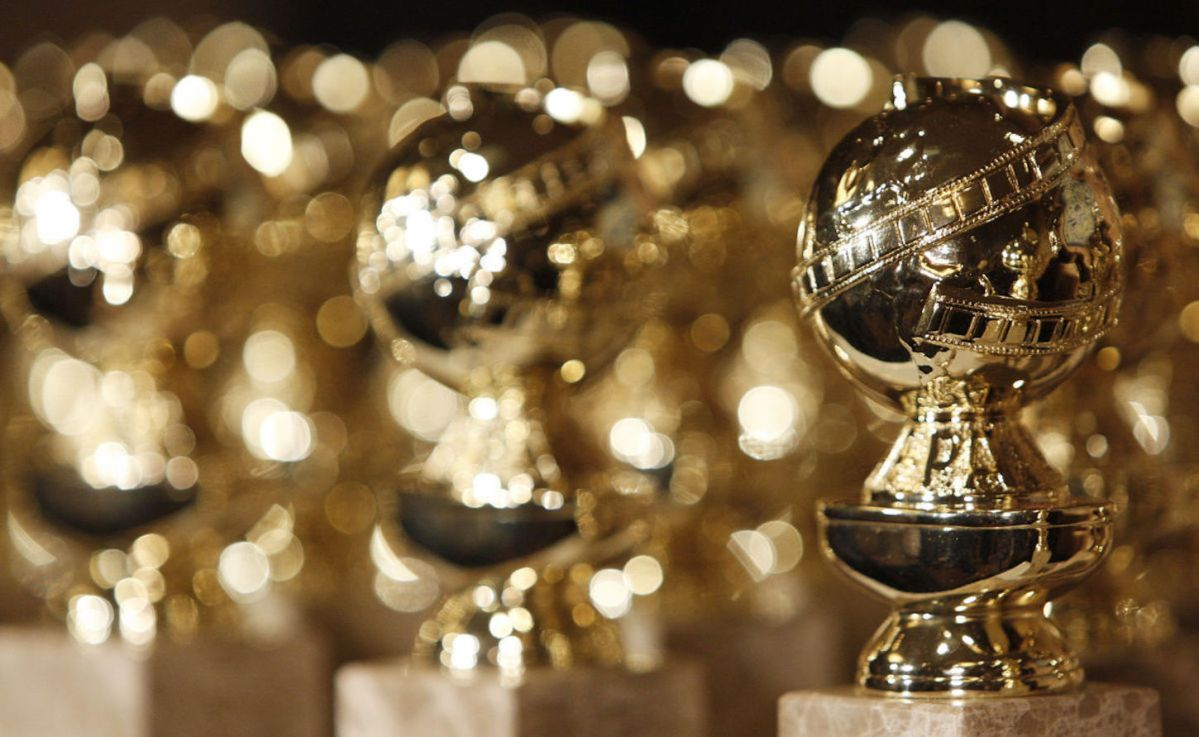 The Golden Globes (Getty Images.)