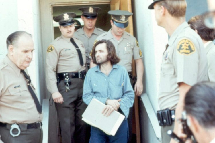 Charles Manson circa 1970. (Michael Ochs Archives/Getty Images)