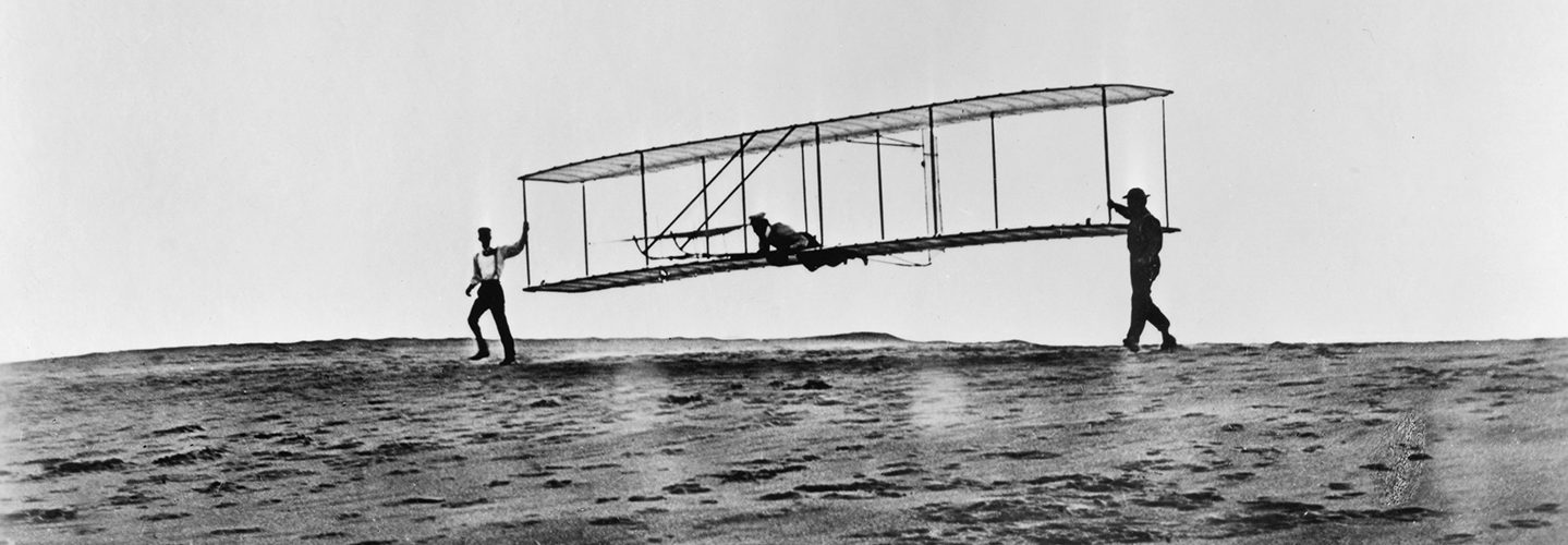 Rare Photos of the Wright Brothers 114 Years After Their