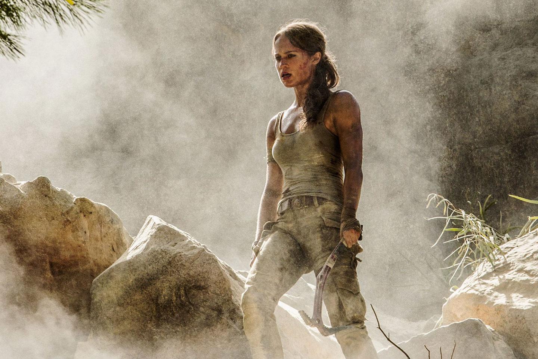 New Tomb Raider Trailer Showcases Dangerous Young Lara Croft