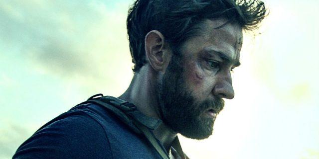 John Krasinski as Jack Ryan (Amazon)